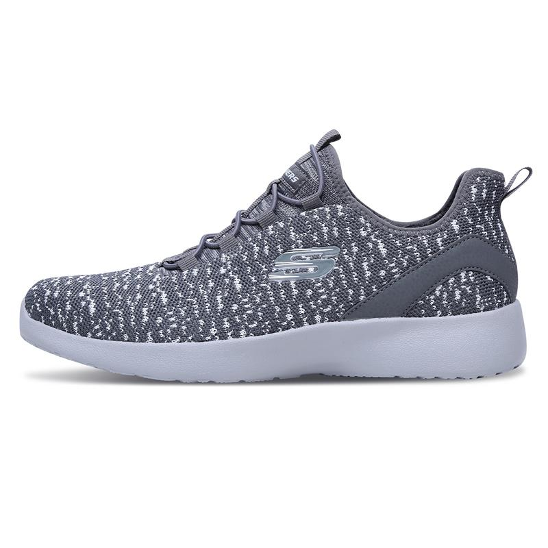 Details about Skechers Dynamight Pincay hommes's Charcoal Gray Casual Sport Sneakers 58357 CHAR