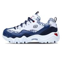 White/Navy Blue/Red