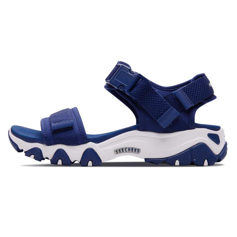 skechers sandals blue Sale,up to 40